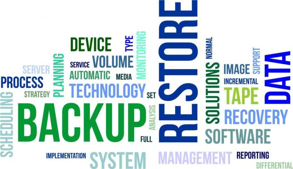 4 erros comuns de backup que você precisa evitar