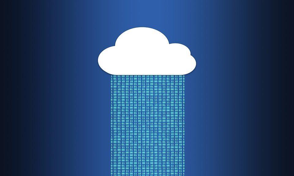 nuvem de dados