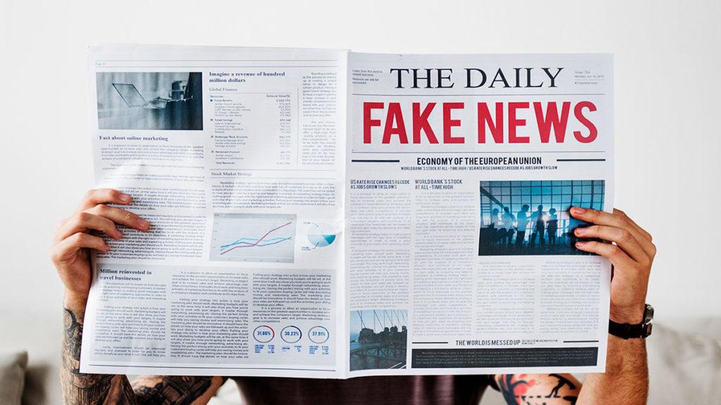 hoax fake news