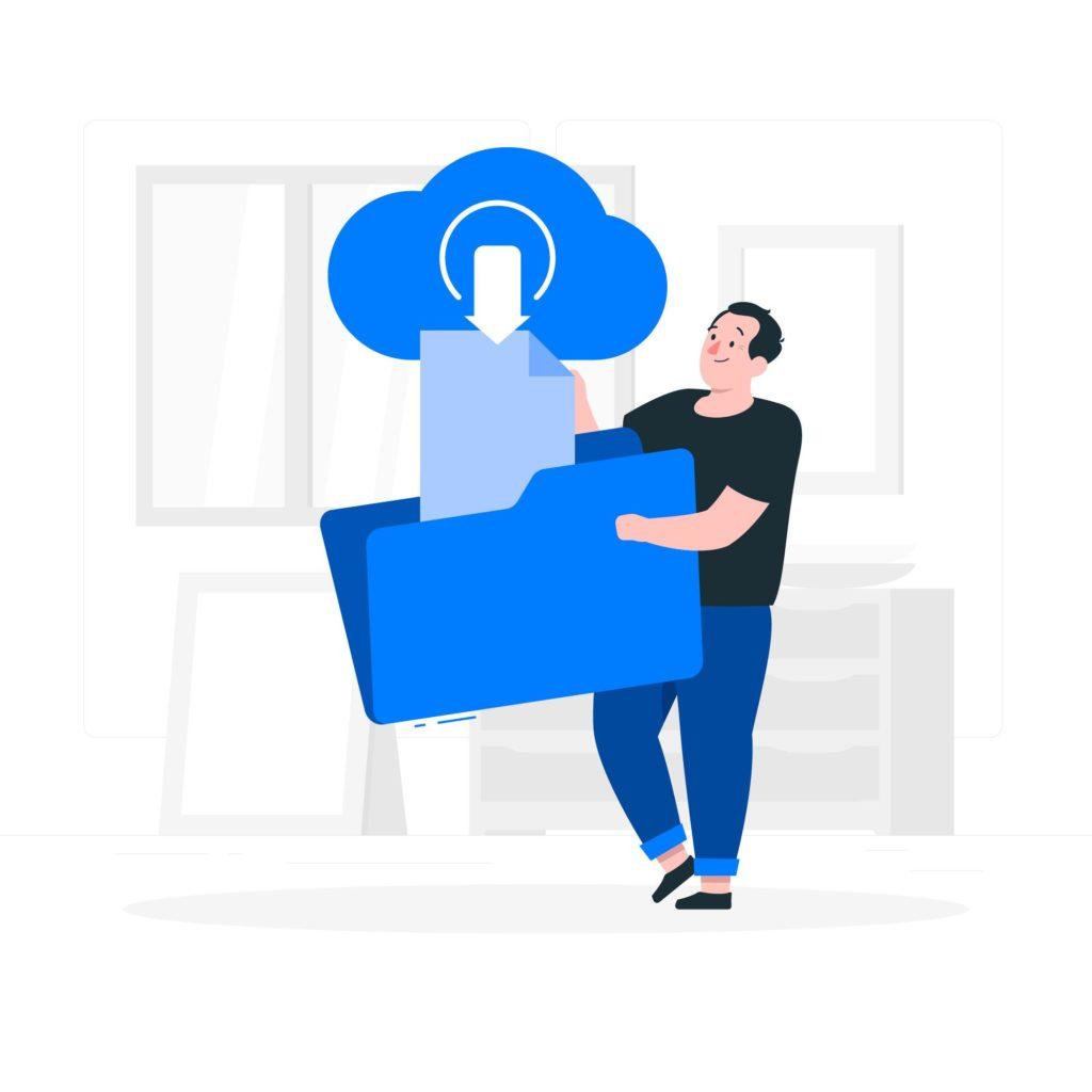 Sincronização e o armazenamento em nuvem: entenda sua diferença!