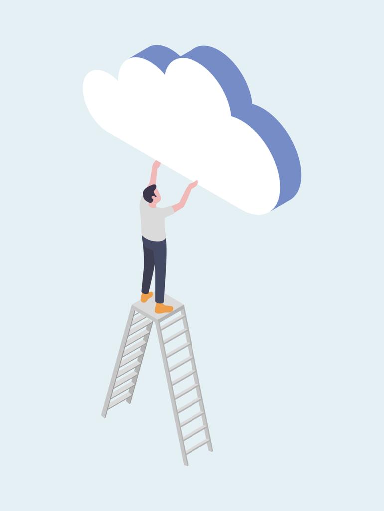 A nuvem como uma ferramenta essencial: entenda o porquê.